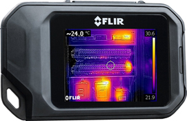 FLIR-Wärmebildkamera