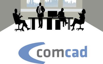 Das neue CAD-Programm von comtech