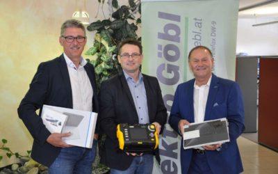 Gewinner des comSCHÄCKE-Pakets auf den Powerdays