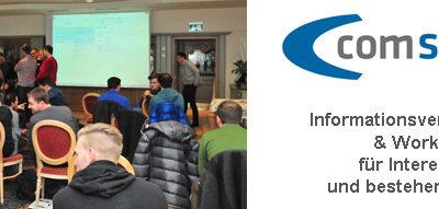 comSCHÄCKE – Informationsveranstaltung