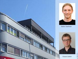 Neues Büro in Graz