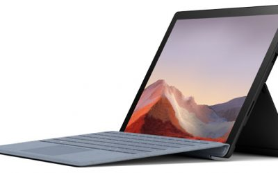 Das neue Microsoft Surface Pro 7